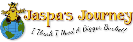 Jaspa's Journey - Home