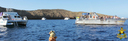 Arriving at Molokini Crater