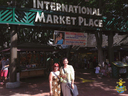 At the (now gone) International Market Place