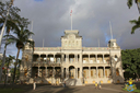 'Iolani Palace, the only royal residence in the USA