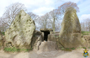 Wayland's Smithy long barrow, Oxfordshire