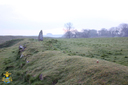 On the prehistoric earthworks at Avebury